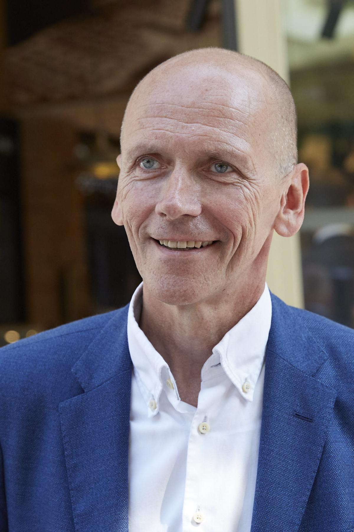 Ignace Van Doorselaere, CEO de Neuhaus