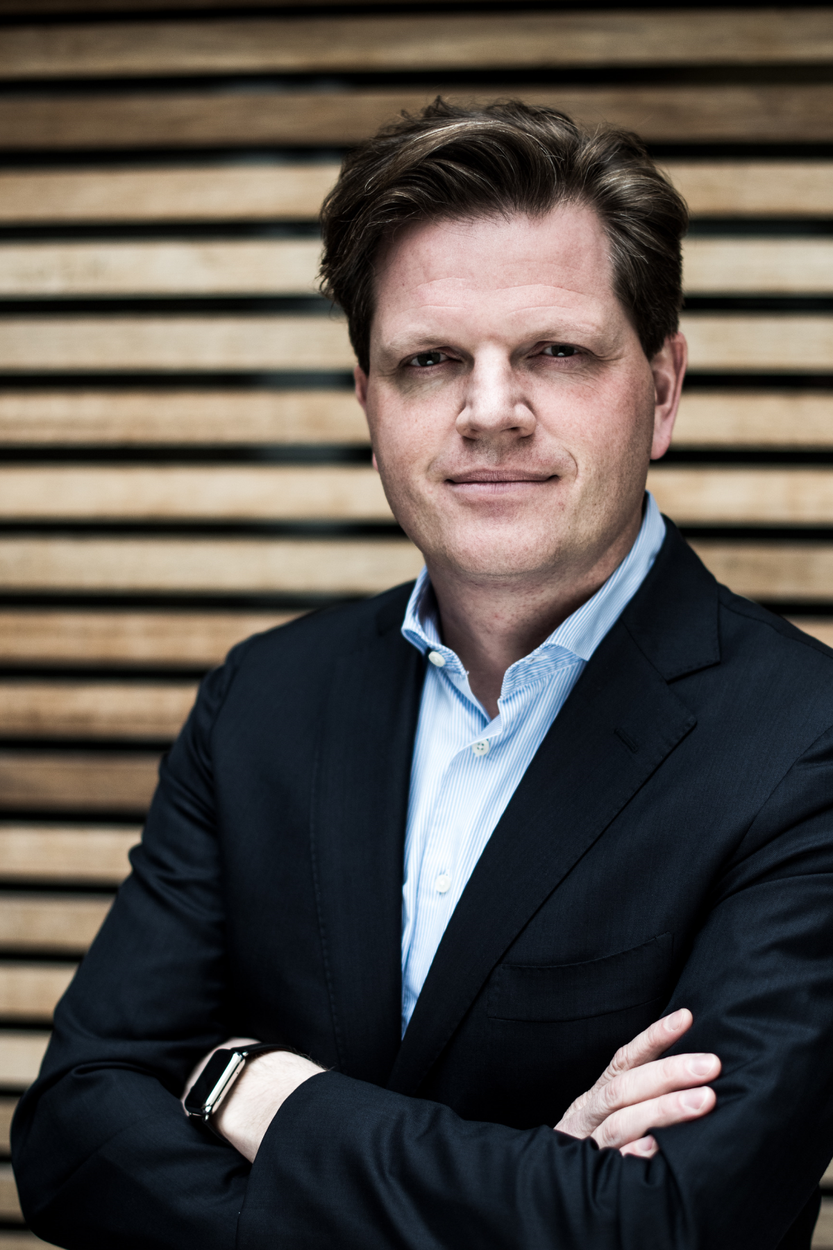 Miel Horsten, CEO de ALD Automotive Belgium