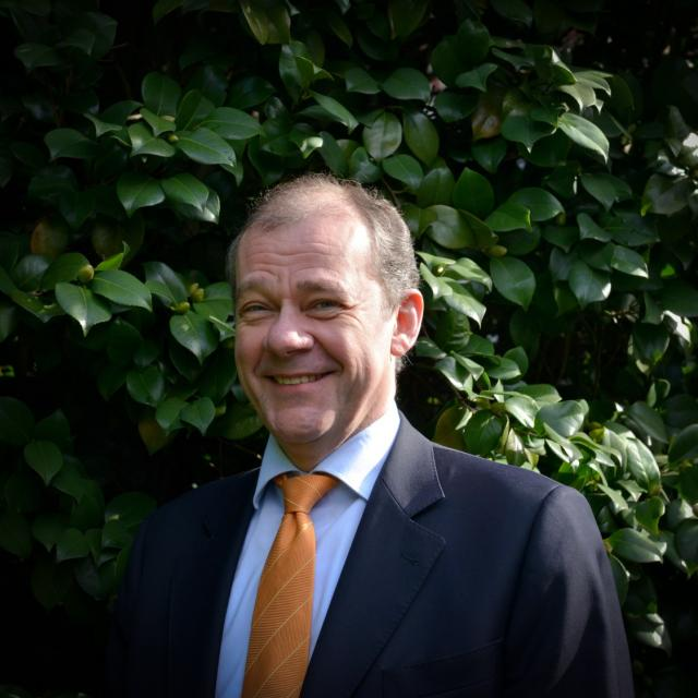 Marc Theuns, Managing Partner & Owner van MenT